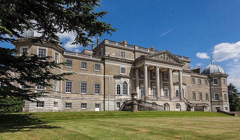 Wrotham Park Hertfordshire